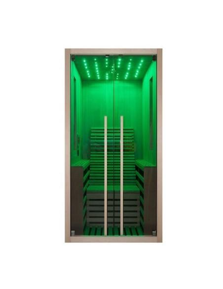 Sauna ad infrarossi
