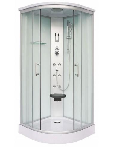 Cabina doccia idromassaggio con radio